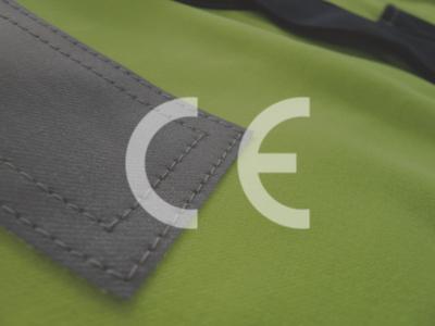 ce certification close up