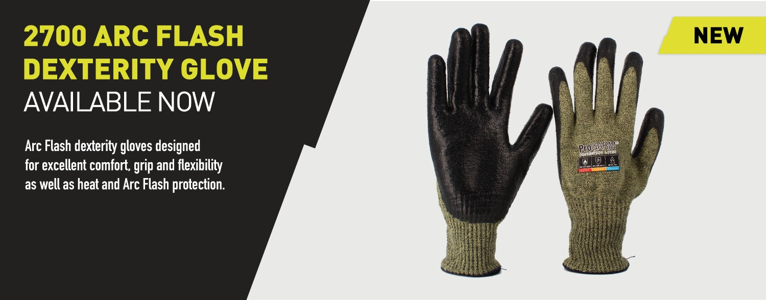 NEW 2700 Arc Flash Dexterity Glove – Practical & comfortable Arc Flash glove solution
