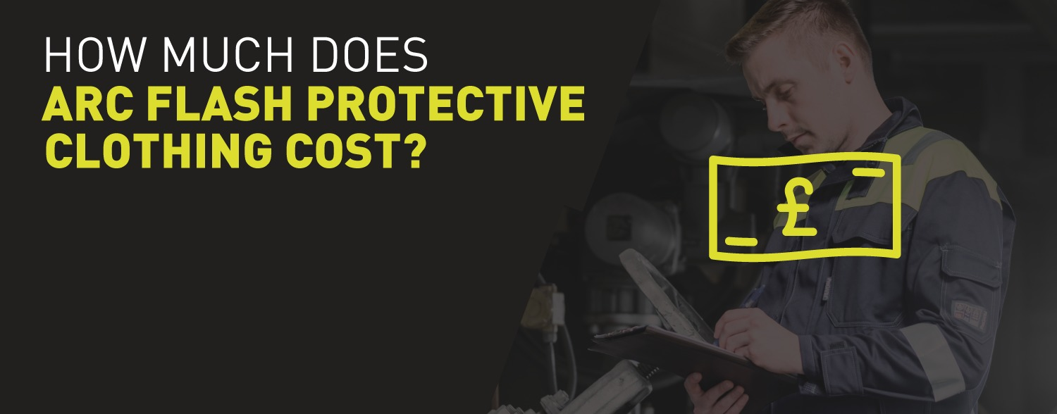 How much does Arc Flash protective clothing cost?