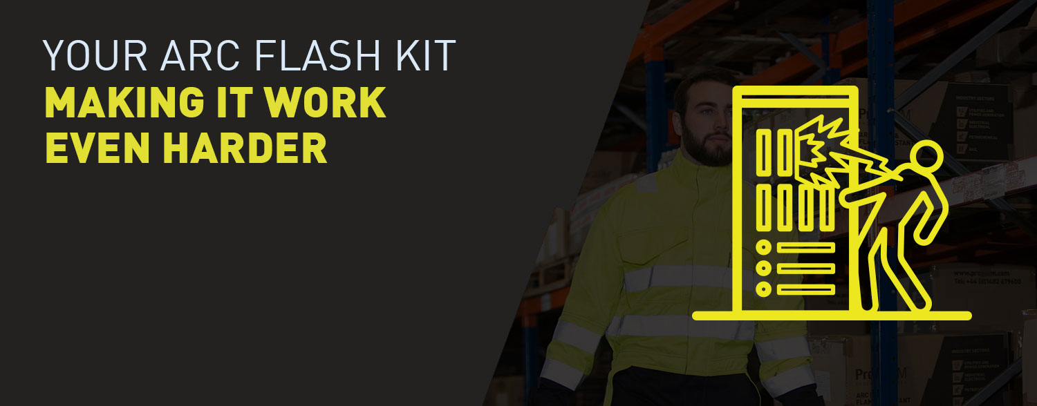 Making your Arc Flash kit work even harder