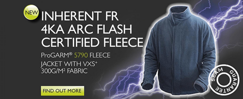 New ProGARM 5790 Arc Fleece Jacket