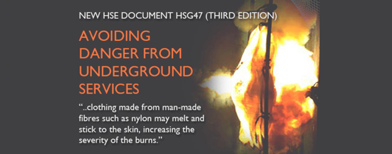 HSE Document 'Avoiding Danger from Underground Services'