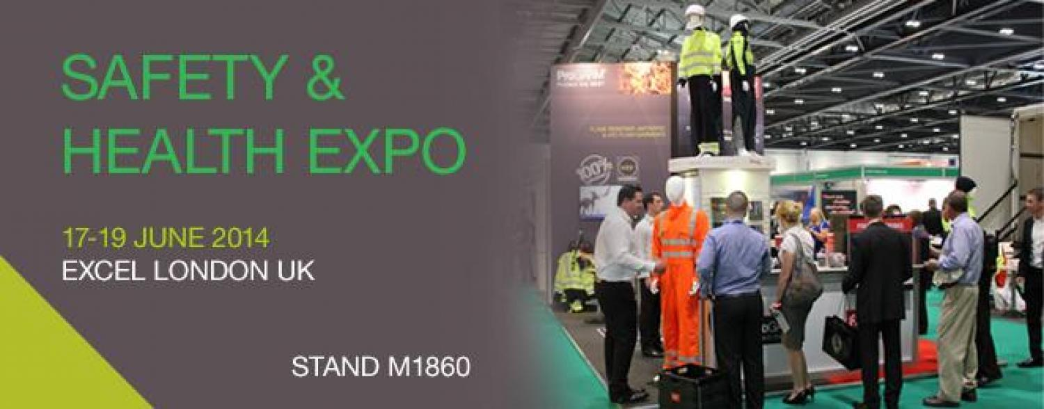 Safety & Health Expo 2014, Excel – London