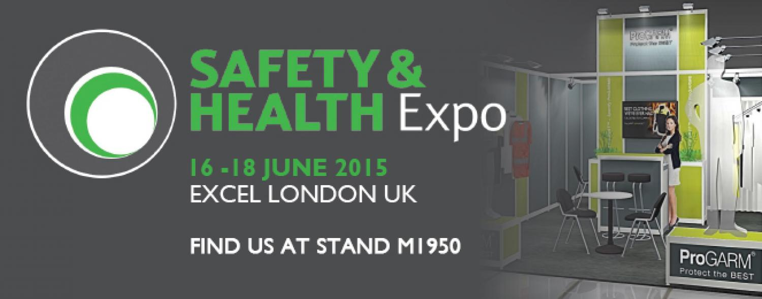 ProGARM at Safety Expo 2015, London
