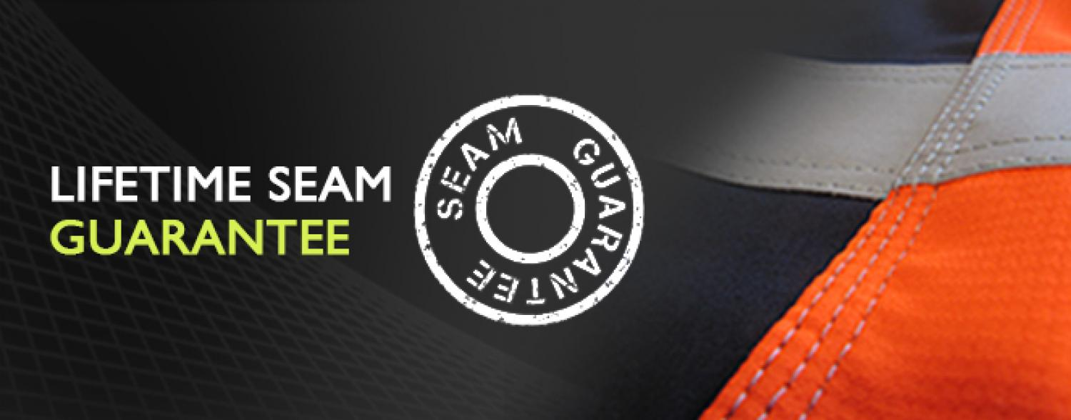 ProGARM Lifetime Seam Guarantee