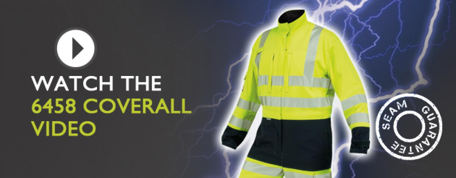 ProGARM 6458 Arc Flash Linesman Coverall Video