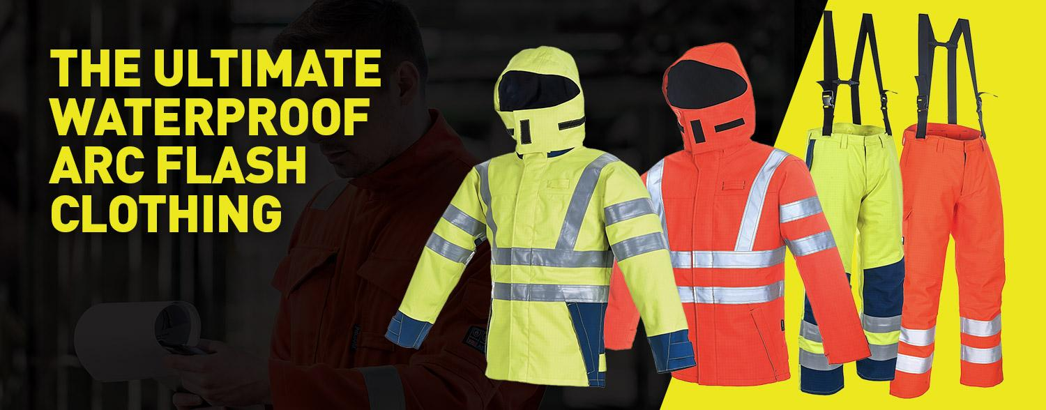The Ultimate Waterproof Arc Flash Clothing