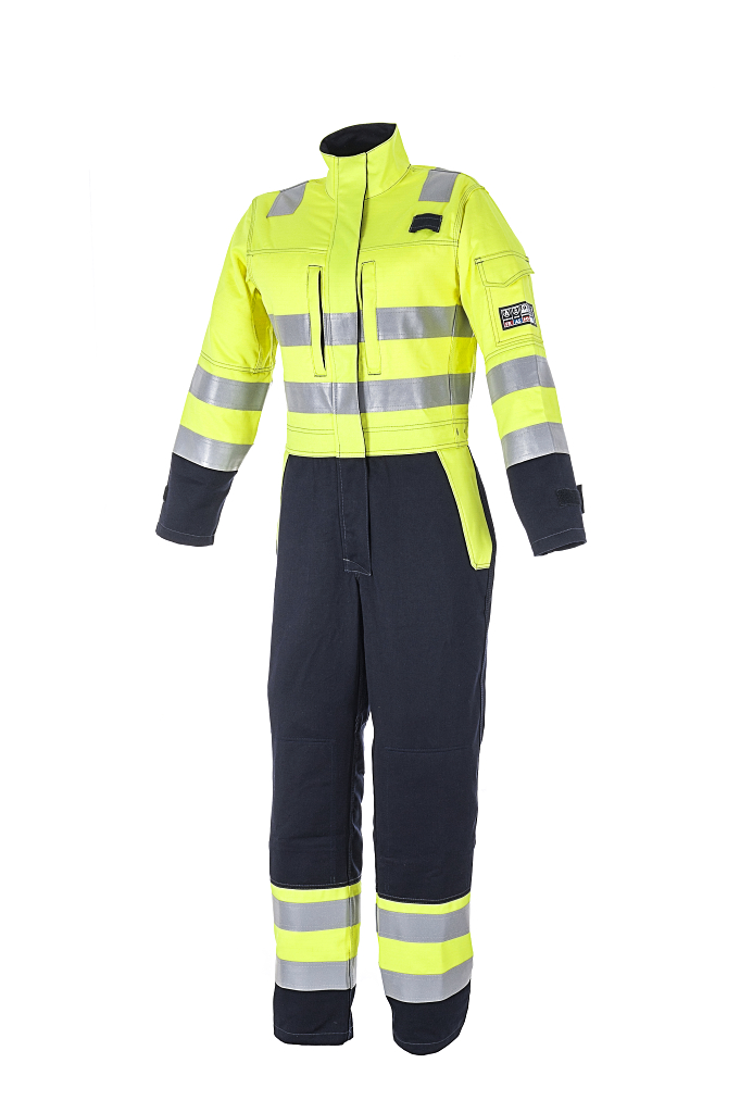 ProGARM 6446 LADIES ARC COVERALL-0