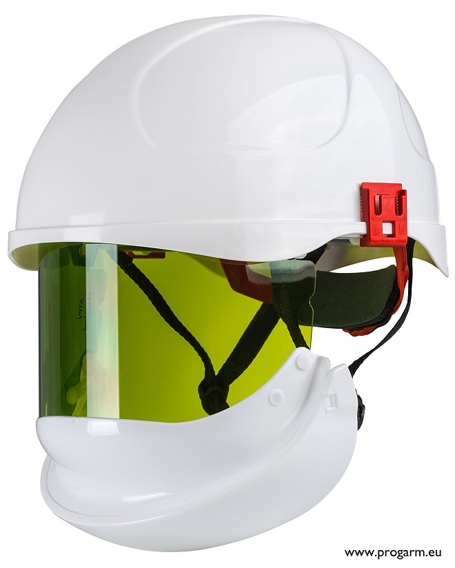 ProGARM 2690 - 24cal/cm2 ARC FLASH HELMET-0
